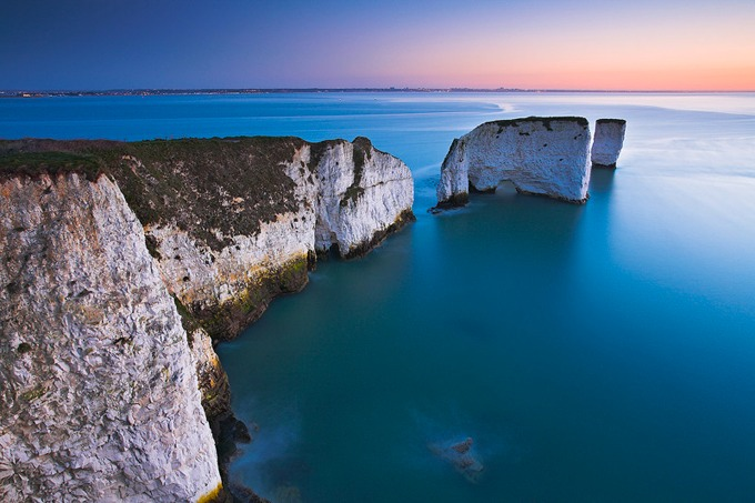 0015 Old Harry Rocks, Dorset
