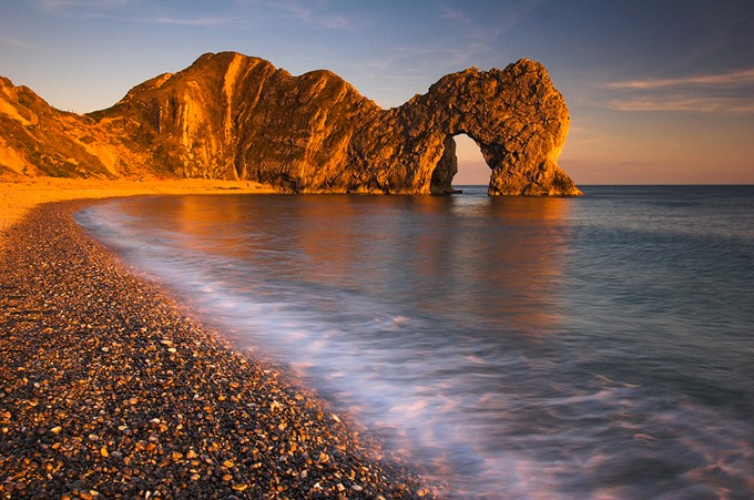 0122 Durdle Door, Dorset